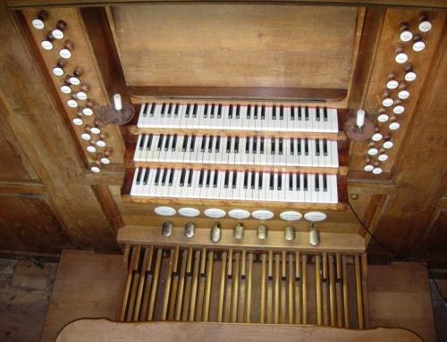 Visite insolite : l'orgue de ValloiresLe 28 Août 2021